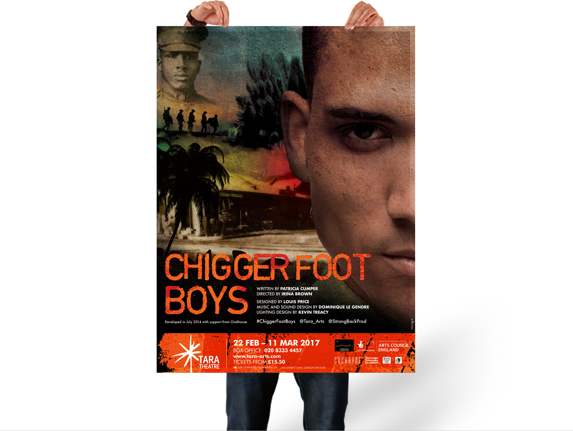 Chigger Foot Boys