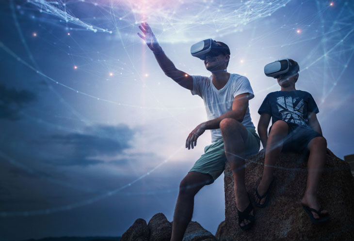 How Virtual Reality will change the arts