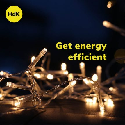 Get energy efficient