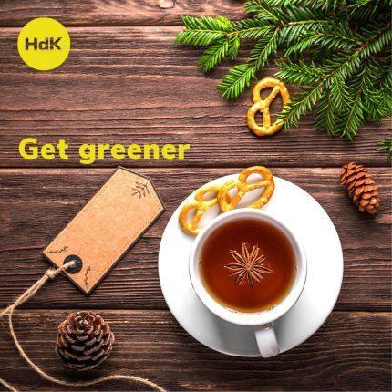 Get greener