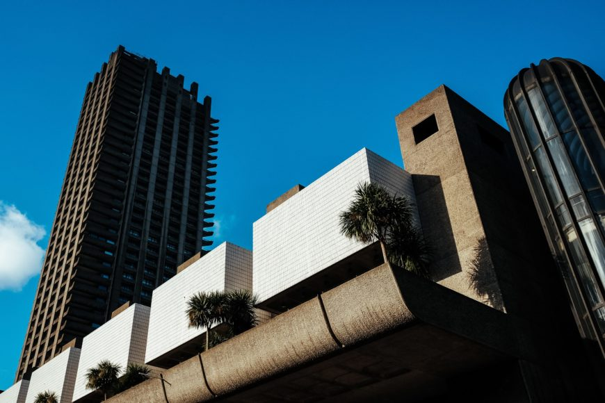 Barbican Centre exterior