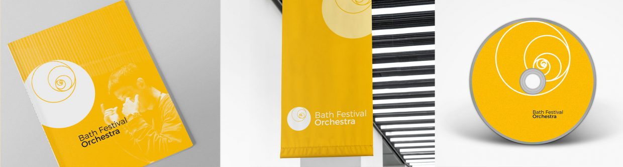 Brand for Bath Festival Orchestra